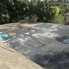 Complete Re-Roof Project on 154 Street in Miami, FL